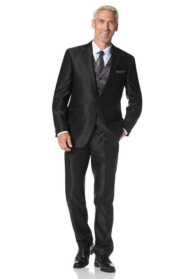 Studio Coletti Anzug in schwarz