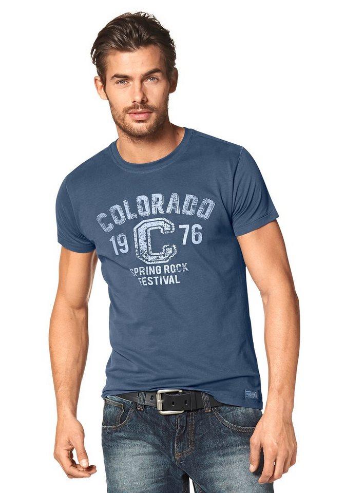 Colorado Denim T-Shirt in blau