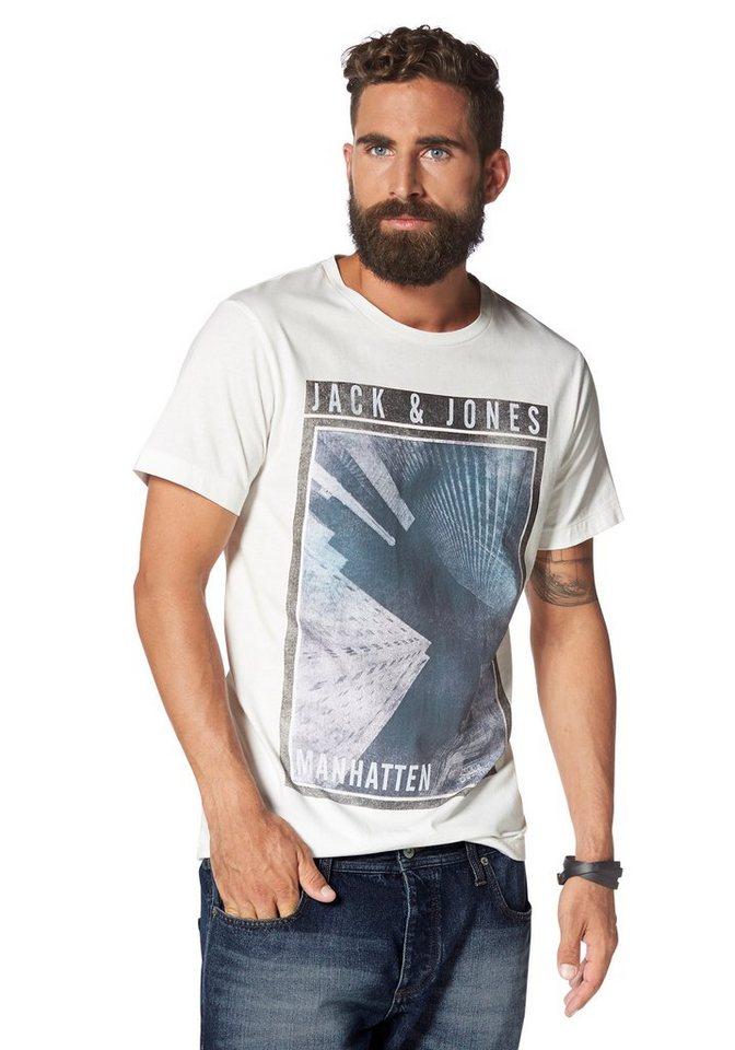 Jack & Jones T-Shirt in weiß