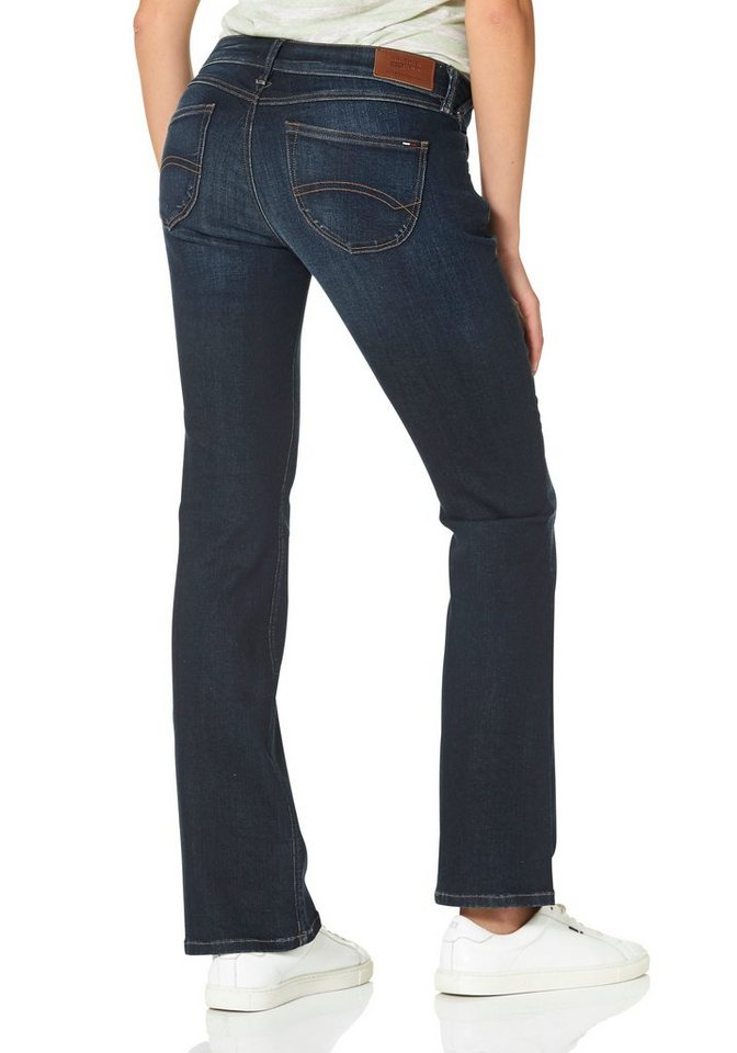 Hilfiger Denim Bootcut-Jeans »Sophie« in darkblue