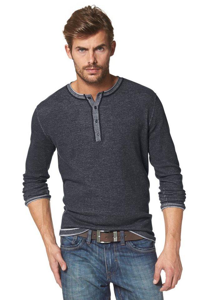 Tom Tailor Olkalaukku : Tom tailor rundhalspullover kaufen otto