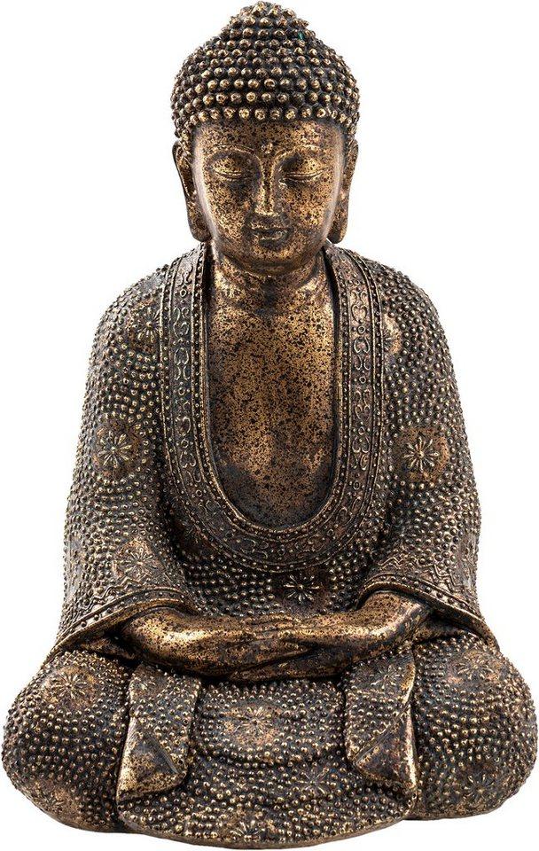 Home affaire Dekofigur Buddha »Sumana« in braun