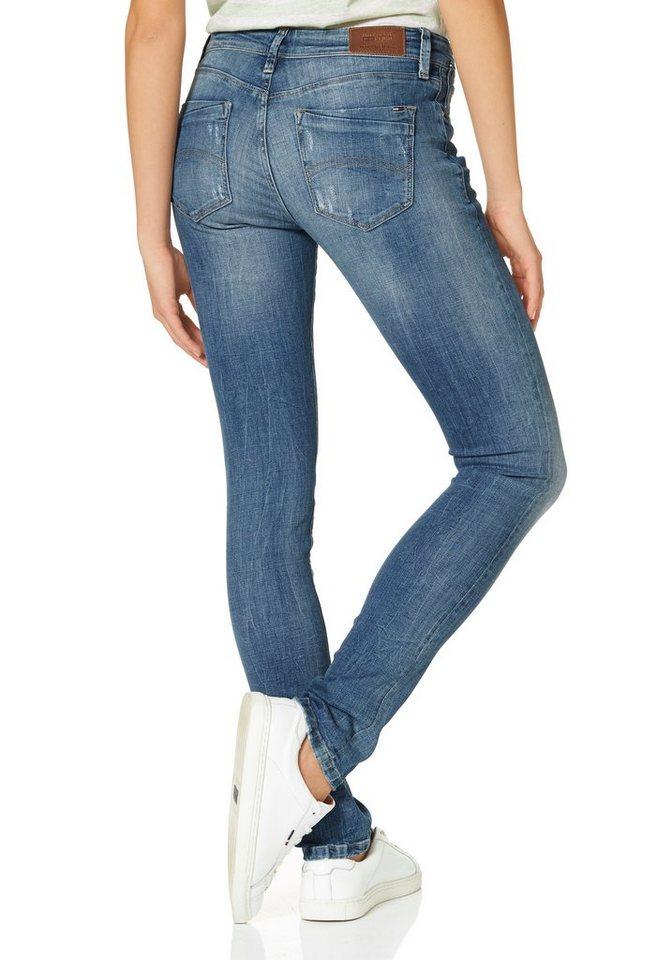 Hilfiger Denim Destroyed-Jeans »Naomi« in blue-stone