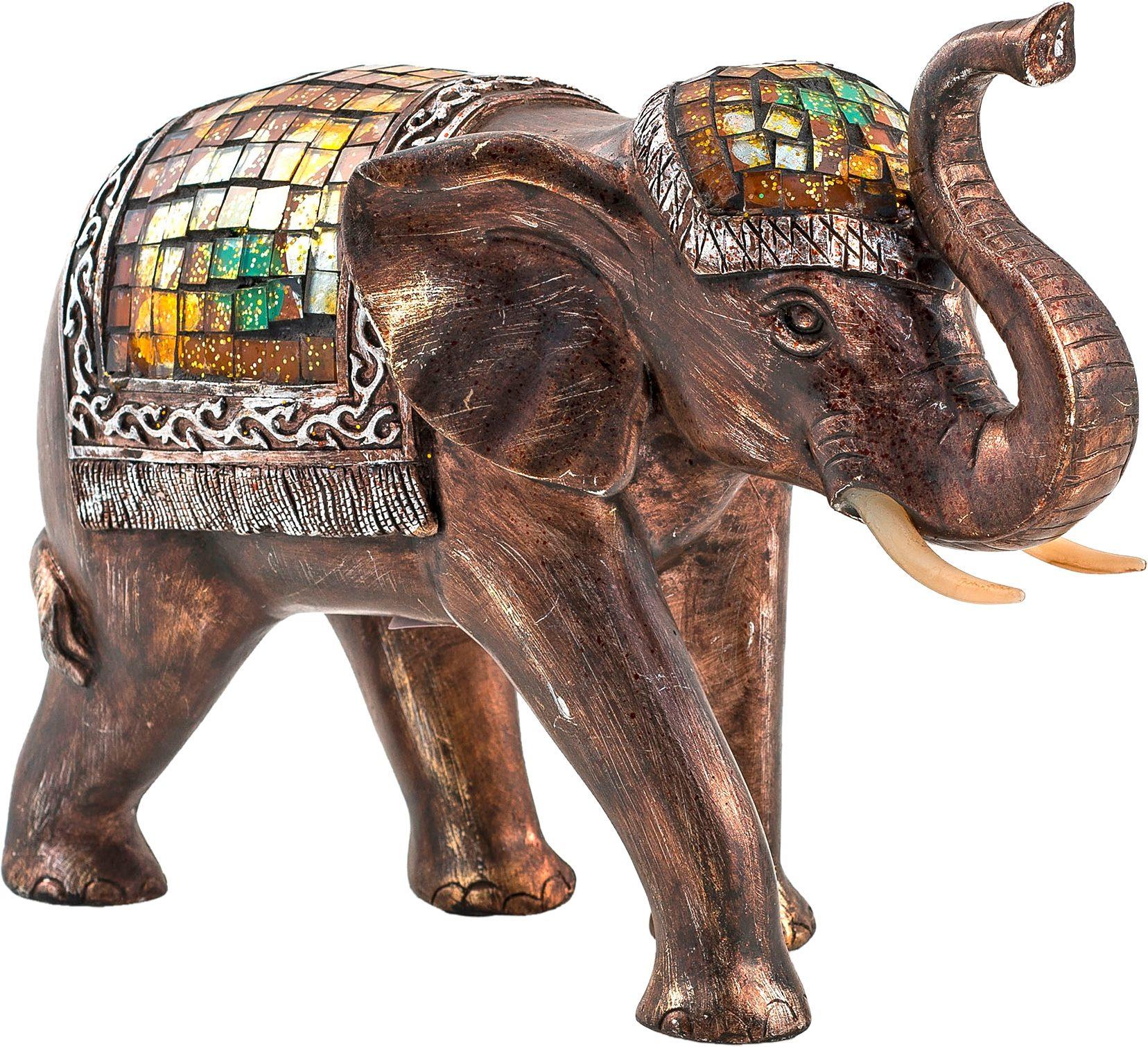 Home affaire Dekofigur Elefant »Baba«
