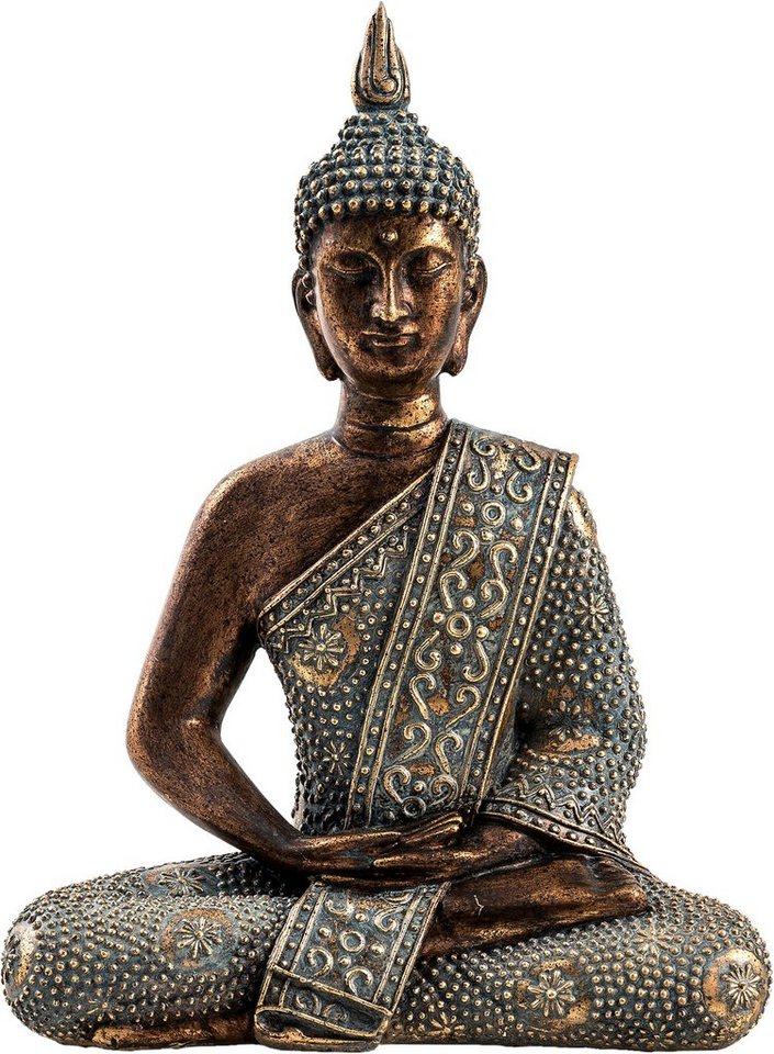 Home affaire Dekofigur Buddha »Mangala« in braun