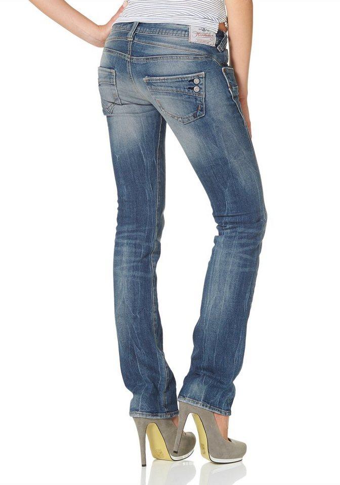 Herrlicher Gerade Jeans »Piper« in blue-radiated