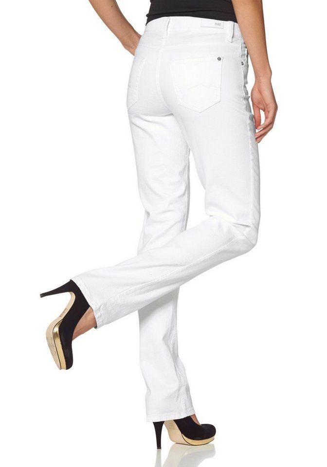 MAC 5-Pocket-Jeans in weiß