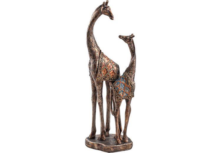 Home affaire Dekofigur Giraffenpaar »Olivia«