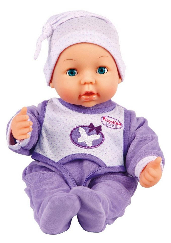 Bayer Design Babypuppe, »Piccolina Love«