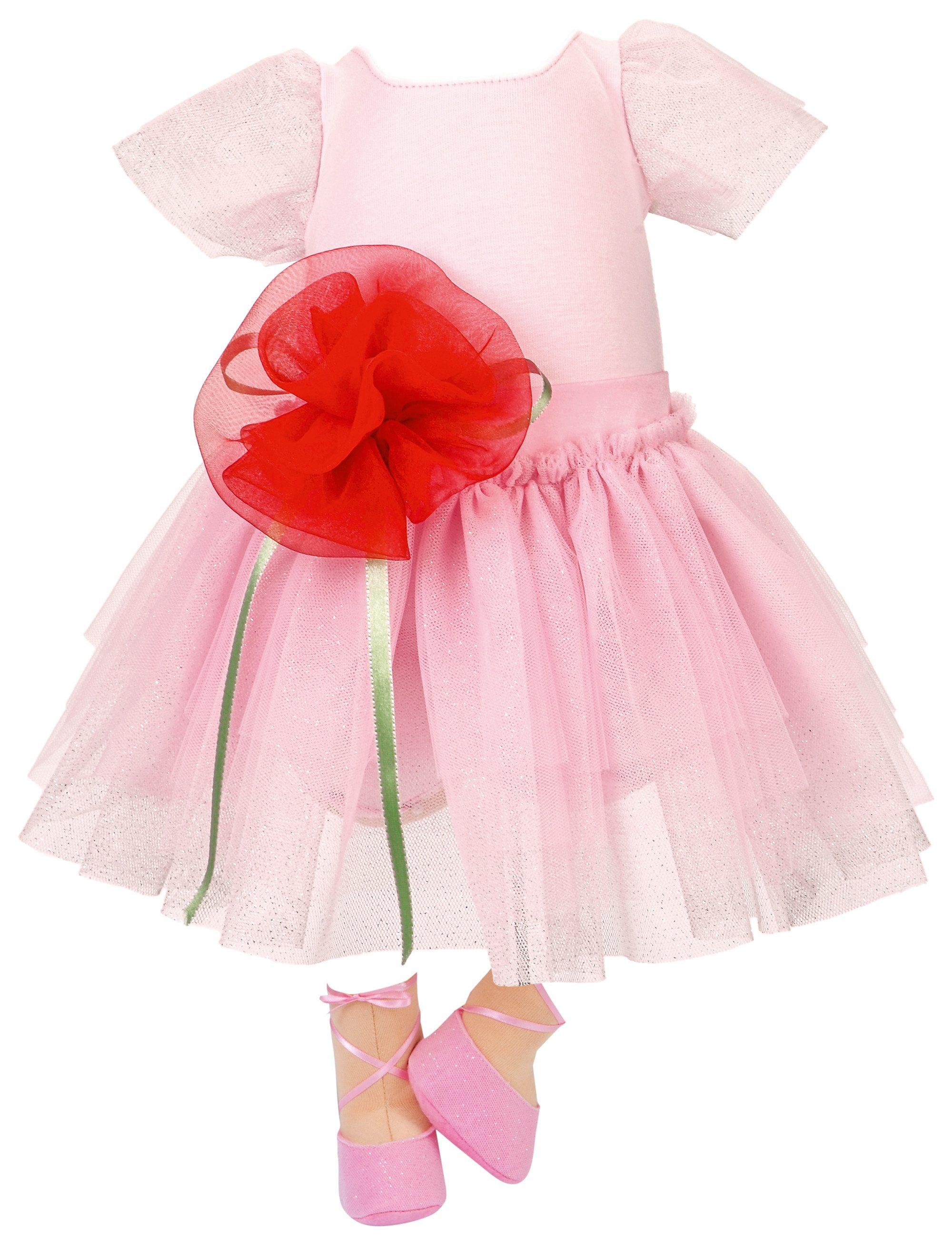 Käthe Kruse Puppenkleid, »Ballerina«