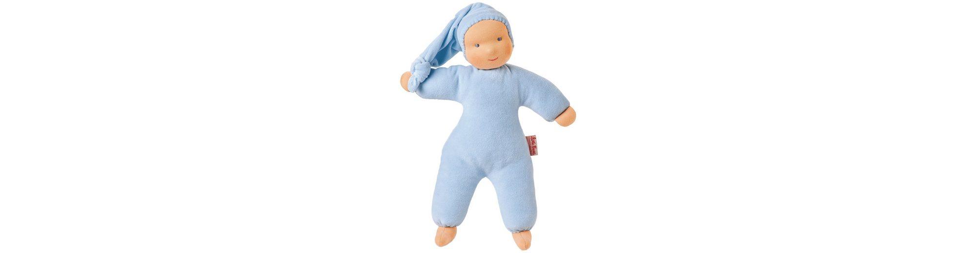 Käthe Kruse Puppe, »Organic Schatzi hellblau«