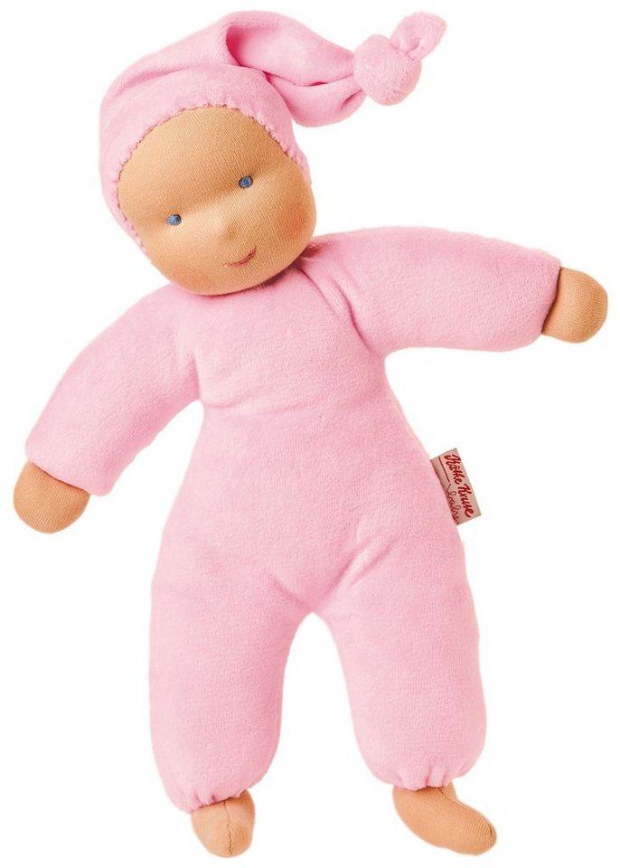 Käthe Kruse Puppe, »Organic Schatzi rosa« in rosa