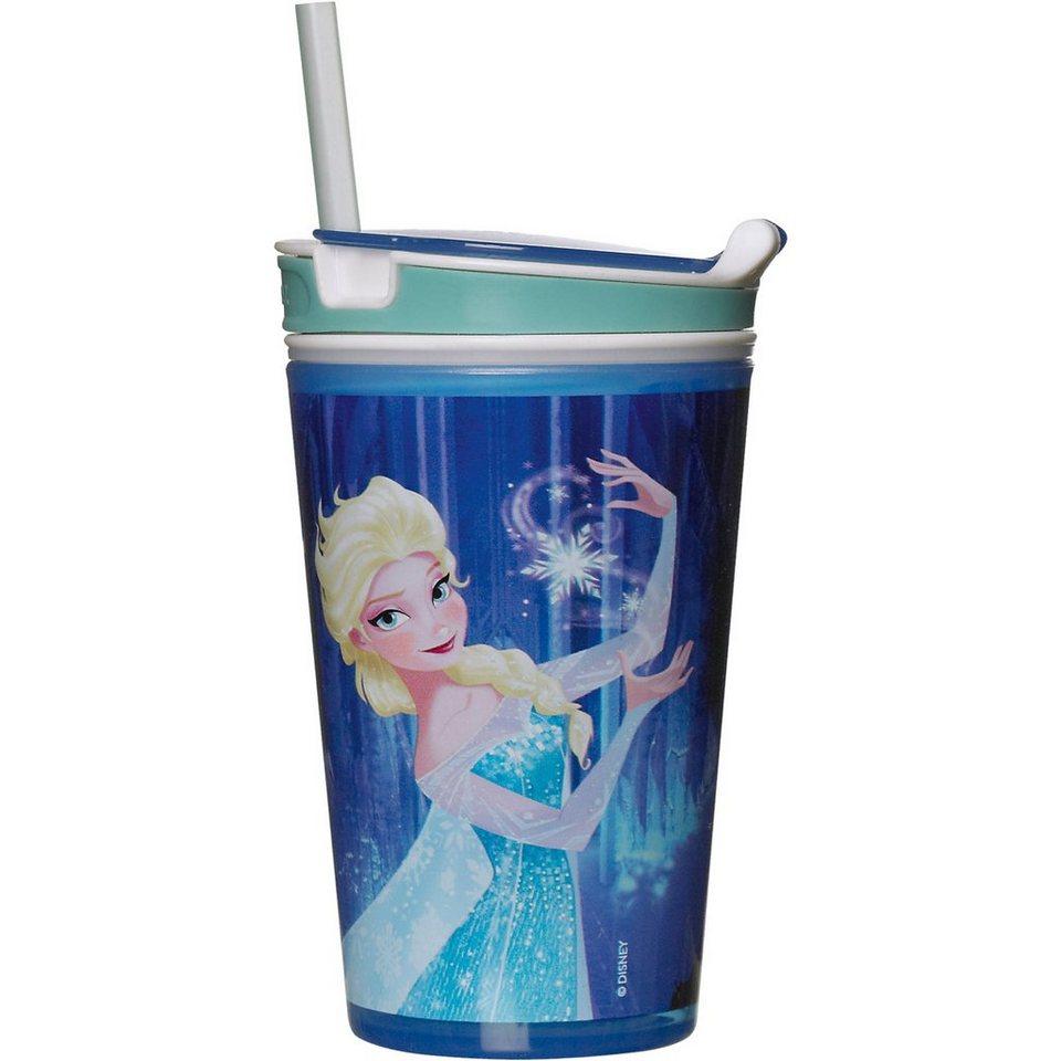 Snacky Magic Junior Die Eiskönigin Elsa in blau