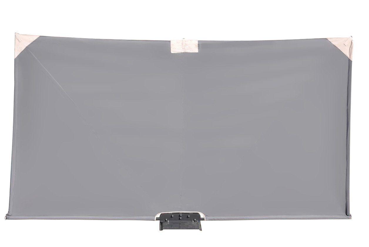 LECO Wind- und Sichtschutz »Mobiler-Sichtschutz«, anthrazit, LxH: 300x160 cm