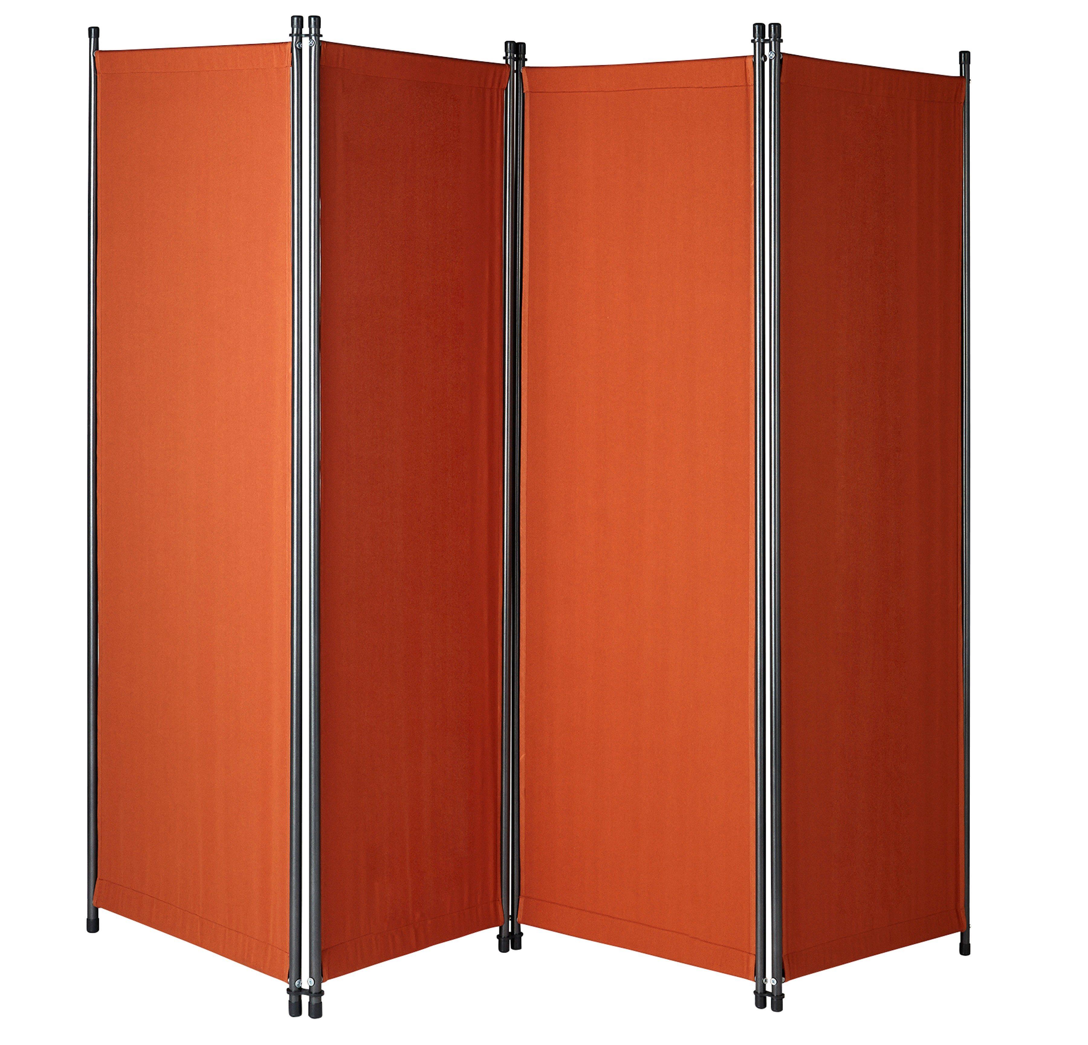 Paravent »Swingtex«, (B/H): ca. 220x165 cm | Wohnzimmer > Regale > Raumteiler
