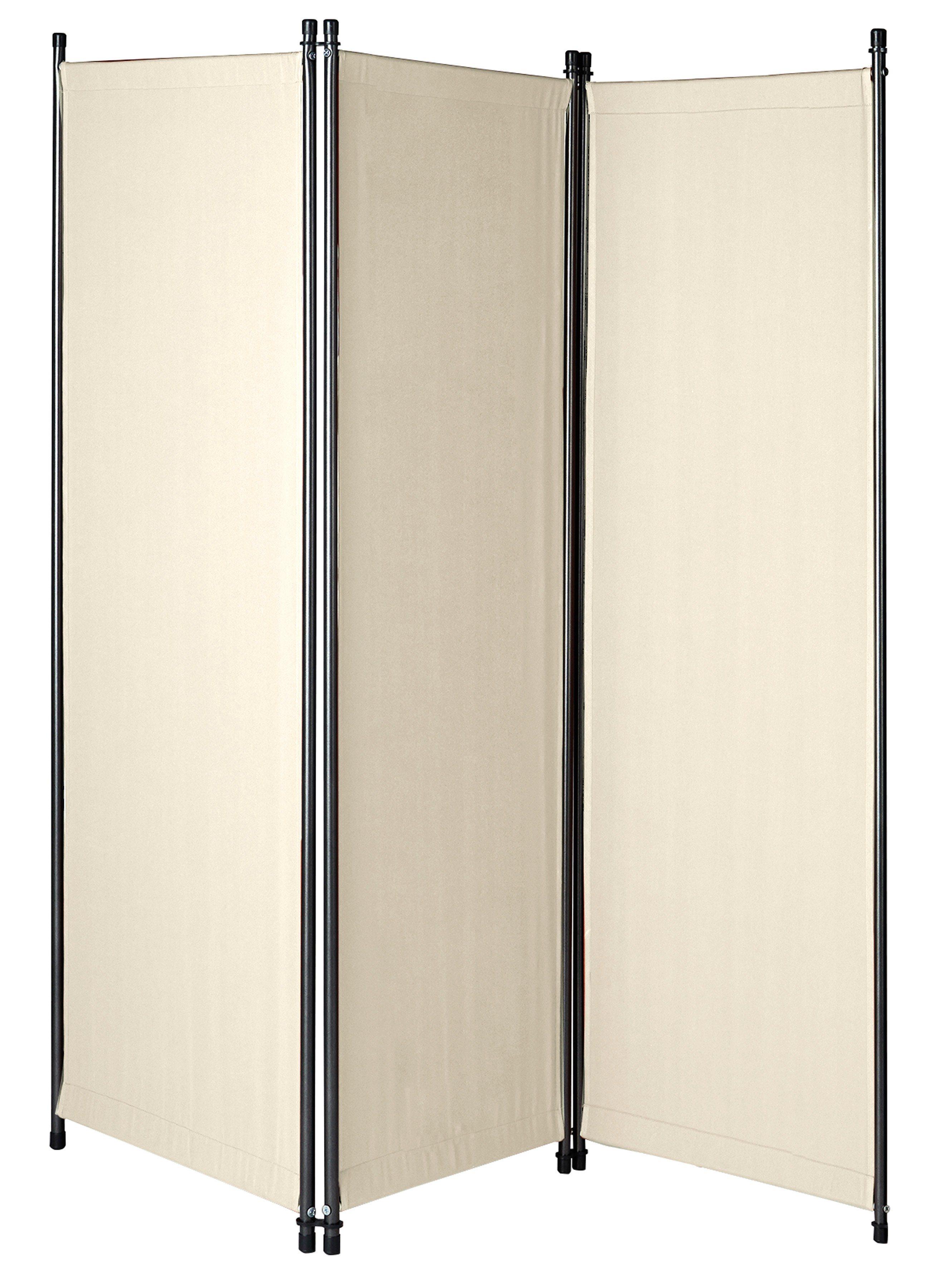 Paravent »Swingtex«, (B/H): ca. 165x165 cm | Wohnzimmer > Regale > Raumteiler