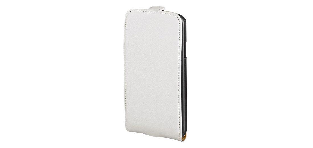 Hama Leder Hülle für Apple iPhone 6s Handytasche Tasche »Handy Schutzhülle Flip Case«