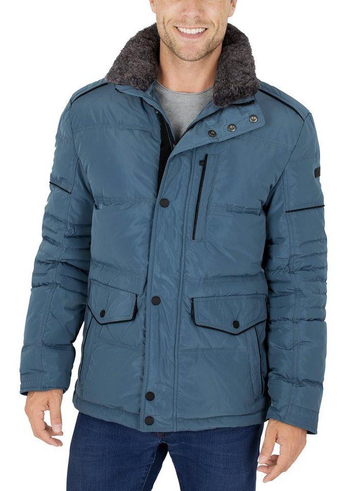S4 Jackets Shape Memory Daunenjacke »GROOVE« in blue