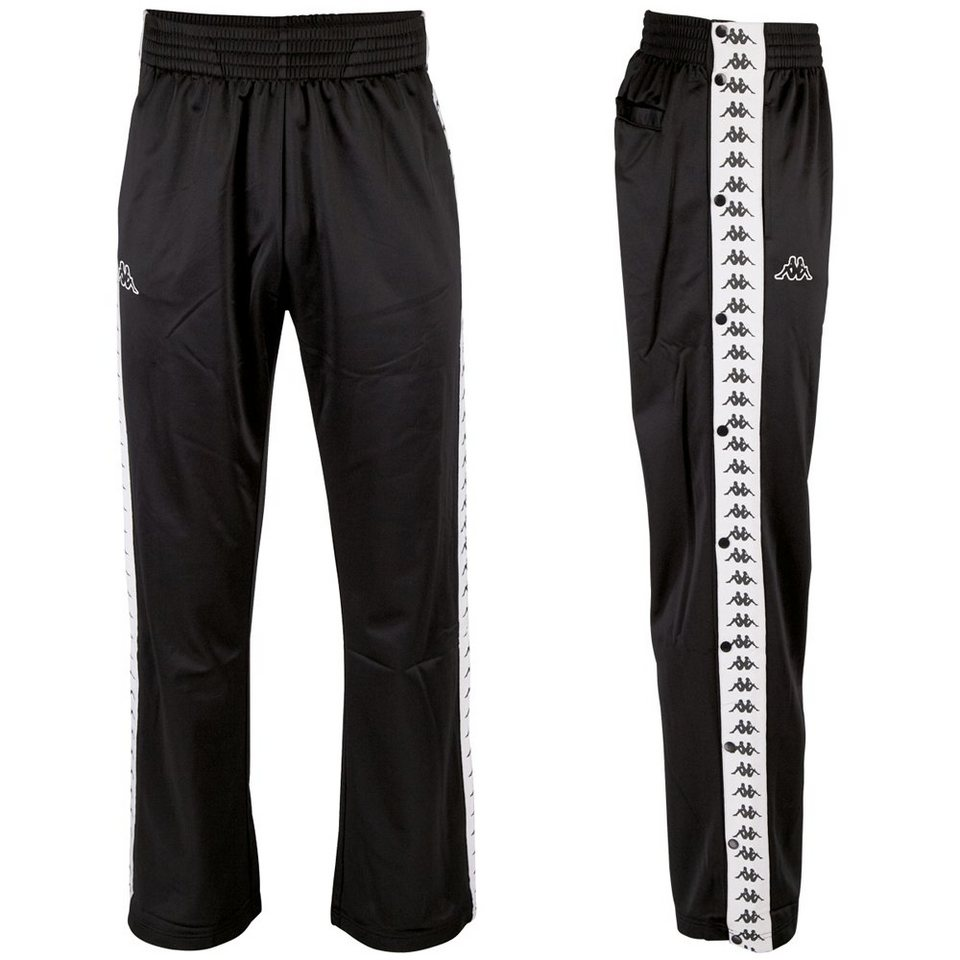 KAPPA Hose »VINAS« in black