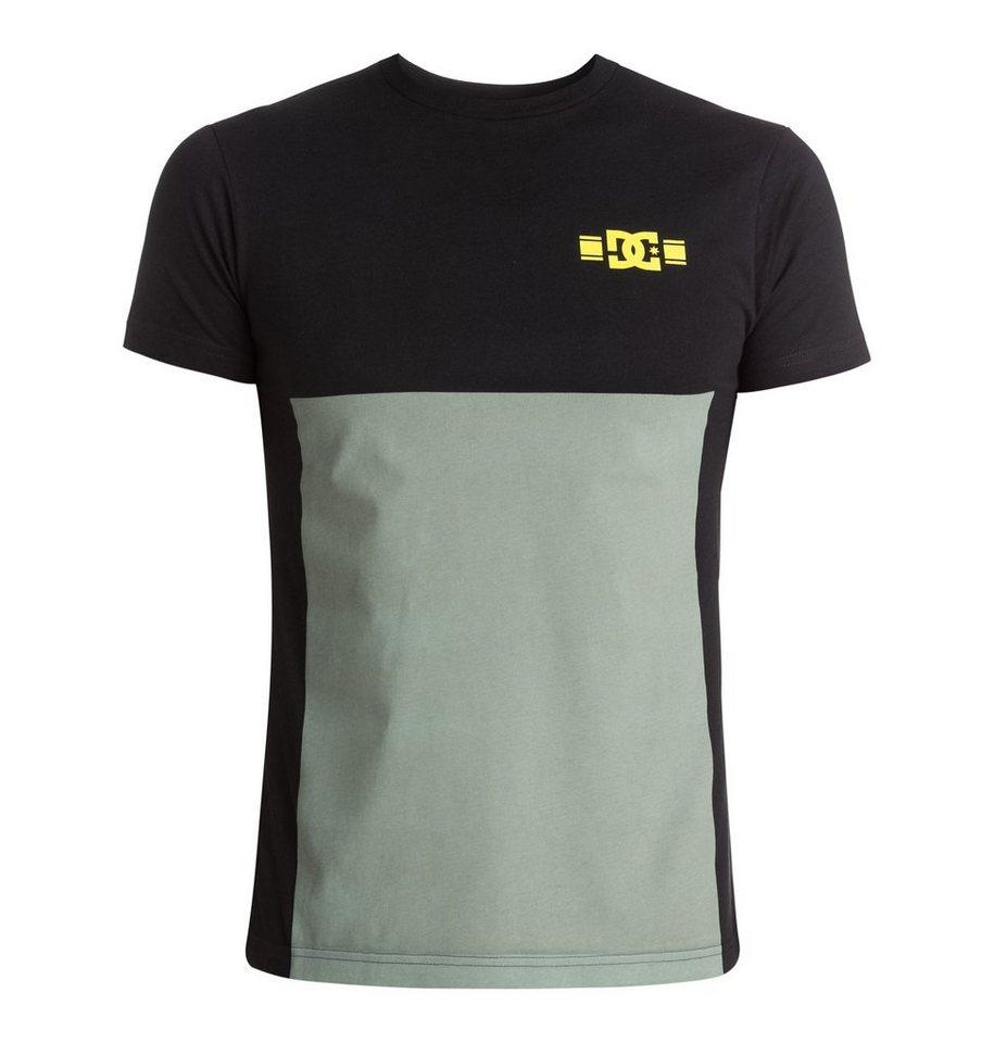 DC Shoes T-Shirt »Rd Big Box« in Black
