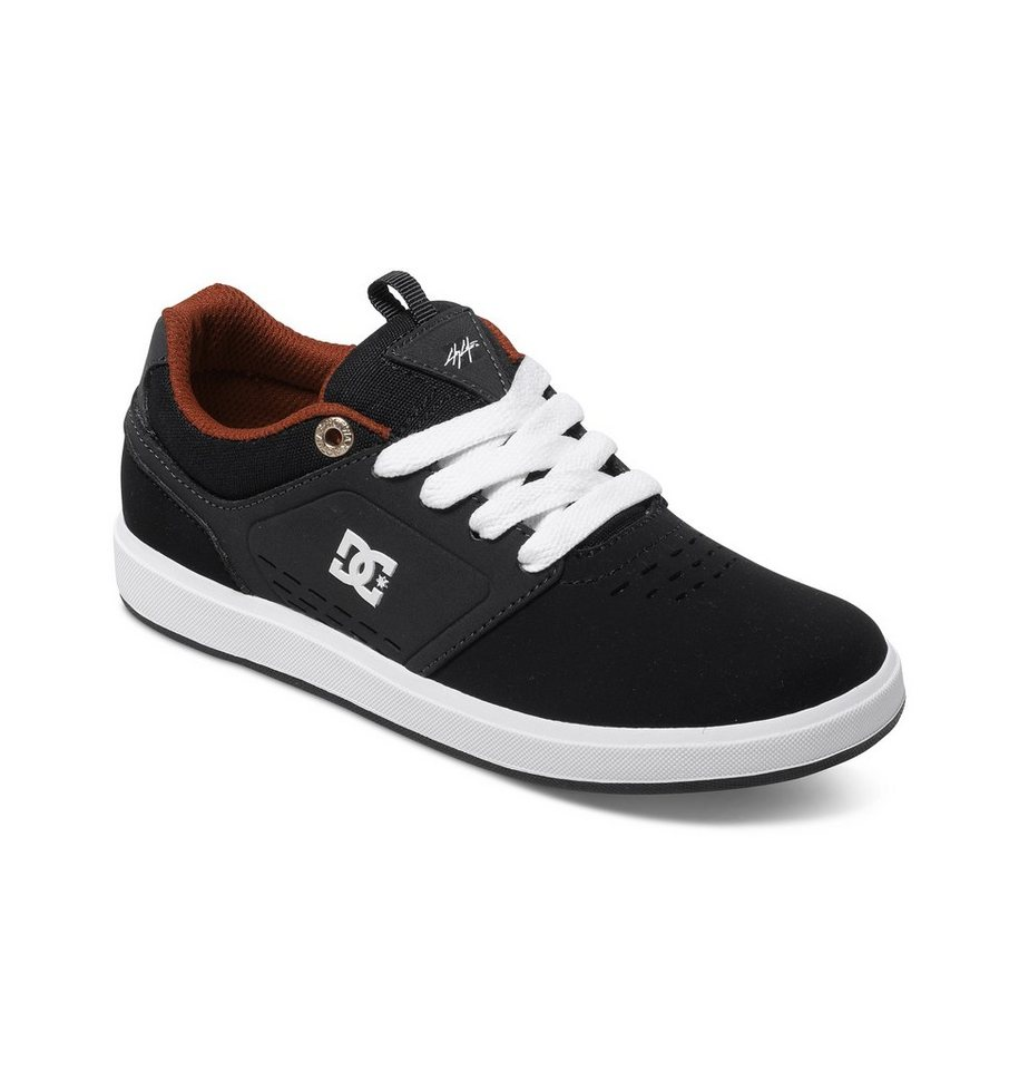 DC Shoes Low Top Schuhe »Cole Signature« in Black / red
