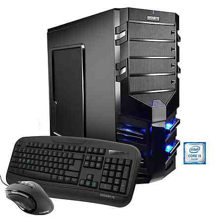 Hyrican Gaming PC Intel® i5-6400, GeForce GTX 950 2GB, Windows 10 »Alpha Gaming 4936«
