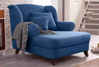 Ohrensessel mit schlaffunktion  Sessel in blau online kaufen   OTTO