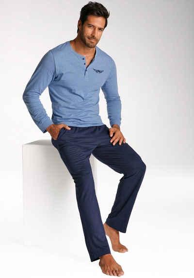 b0b8f87b9ce960 Langer Pyjama für Herren online kaufen | OTTO