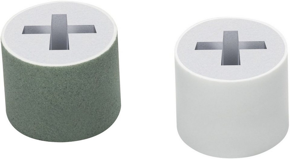Revlon® SHINE ADDICT Nagelpolierer Ersatzrollen, für lang anhaltende glänzende Nägel in grau-weiß