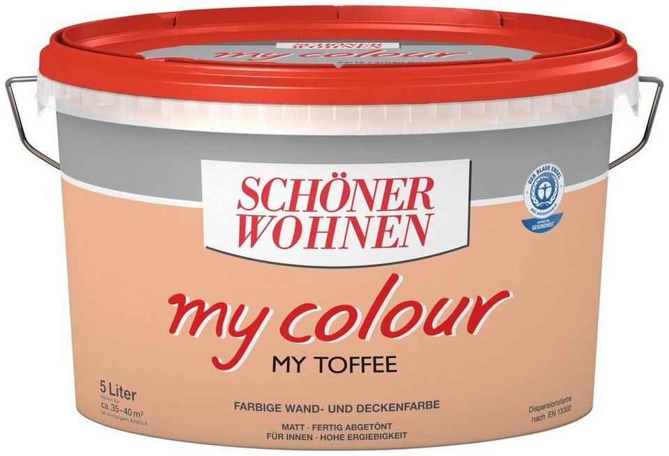 Innenfarbe »my colour«, my toffee in toffee