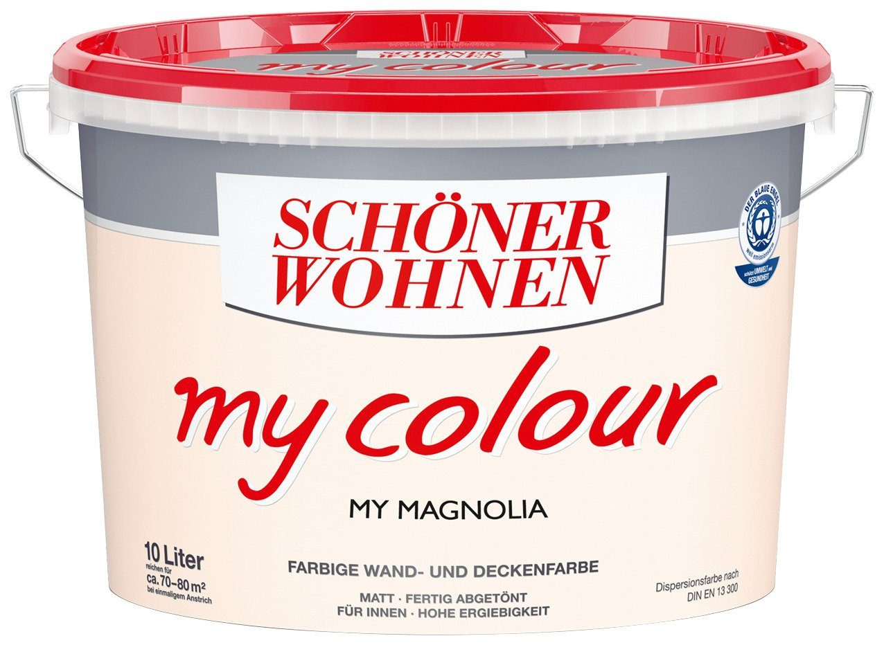 Innenfarbe »My Color 10,0L my magnolia«