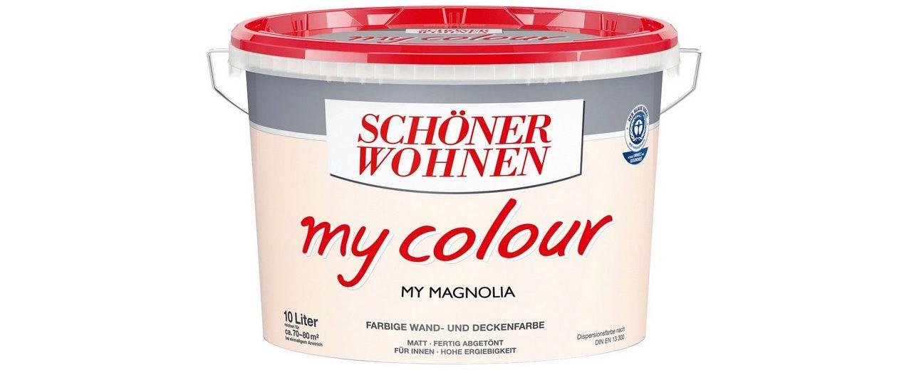 Innenfarbe »My Color 10,0L my magnolia«