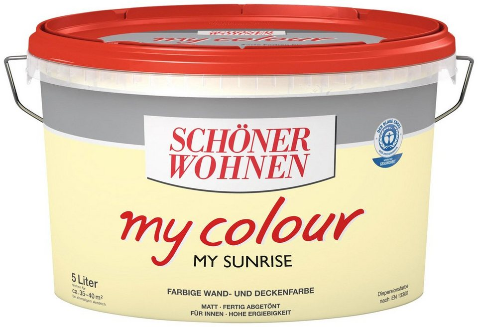 Innenfarbe »my colour«, my sunrise in Sunrise
