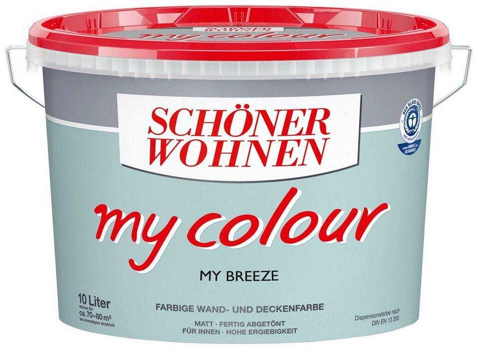 Innenfarbe »My Color 10,0L my breeze« in my breeze