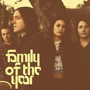 Audio CD »Family Of The Year: Family Of The Year«