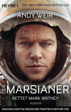Broschiertes Buch »Der Marsianer«