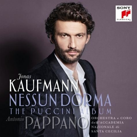 Audio CD »Giacomo Puccini: Nessun Dorma-The Puccini Album«