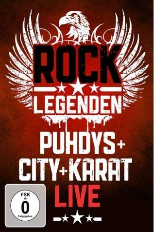 DVD »Rock Legenden Live«