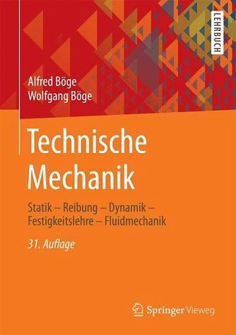 Gebundenes Buch »Technische Mechanik«