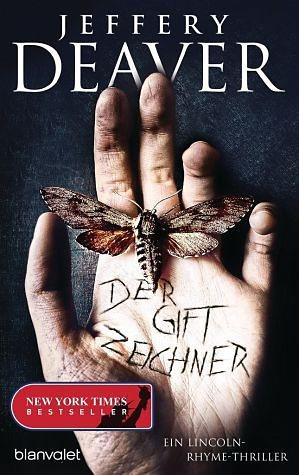 Gebundenes Buch »Der Giftzeichner / Lincoln Rhyme Bd.11«