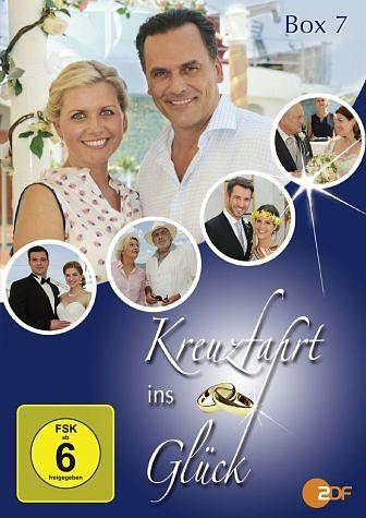 DVD »Kreuzfahrt ins Glück - Box 7«