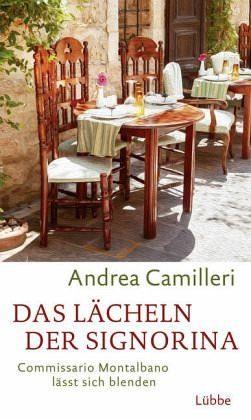 Gebundenes Buch »Das Lächeln der Signorina / Commissario...«