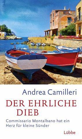 Gebundenes Buch »Der ehrliche Dieb / Commissario Montalbano«