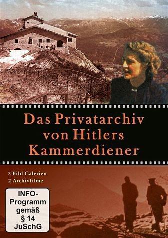 DVD »Das Privatarchiv von Hitlers Kammerdiener«
