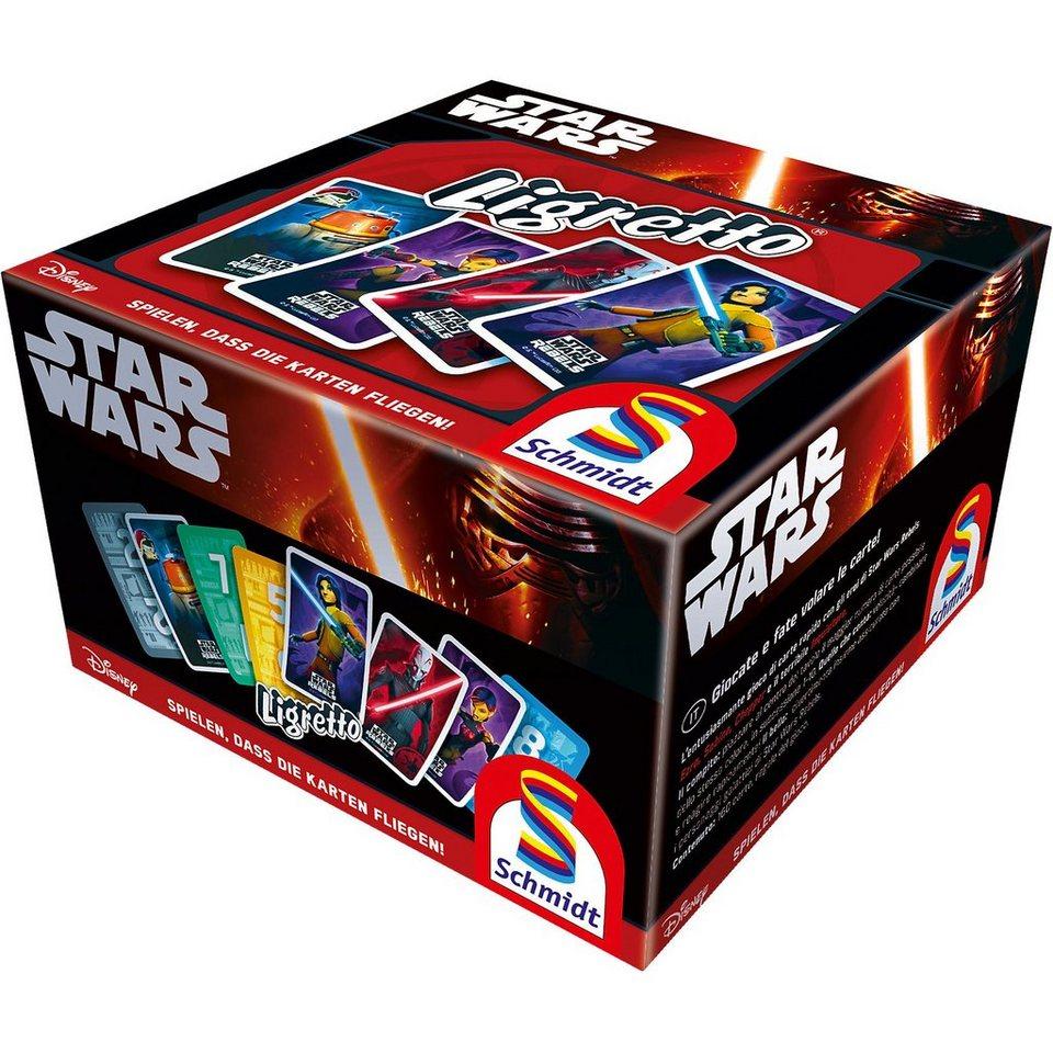 Schmidt Spiele Star Wars Rebels, Ligretto®