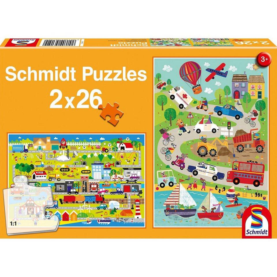 welt puzzle online