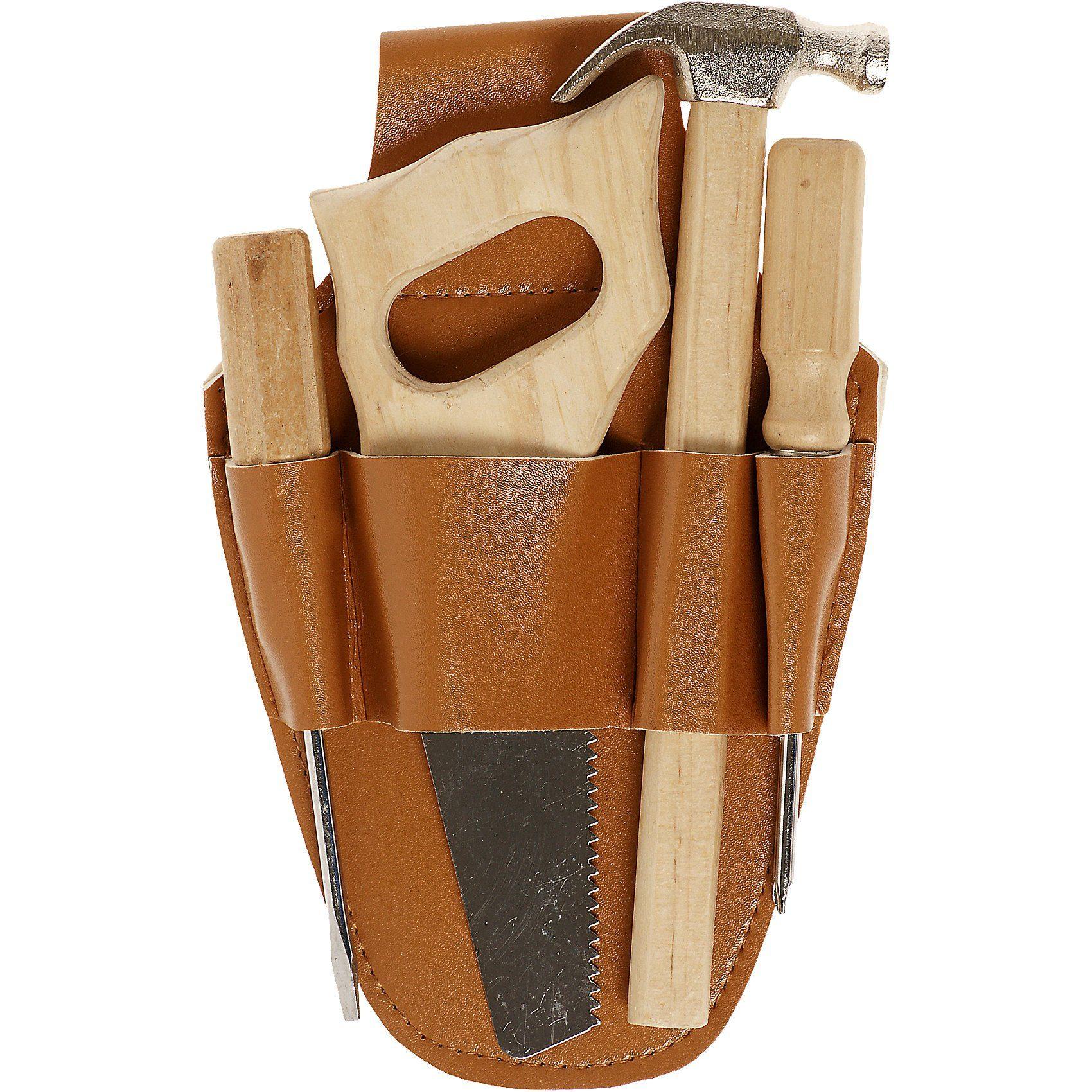 """SUNNYSUE Werkzeugtasche """"Ran an den Gürtel"""", 4-tlg. inkl. Tasche"""