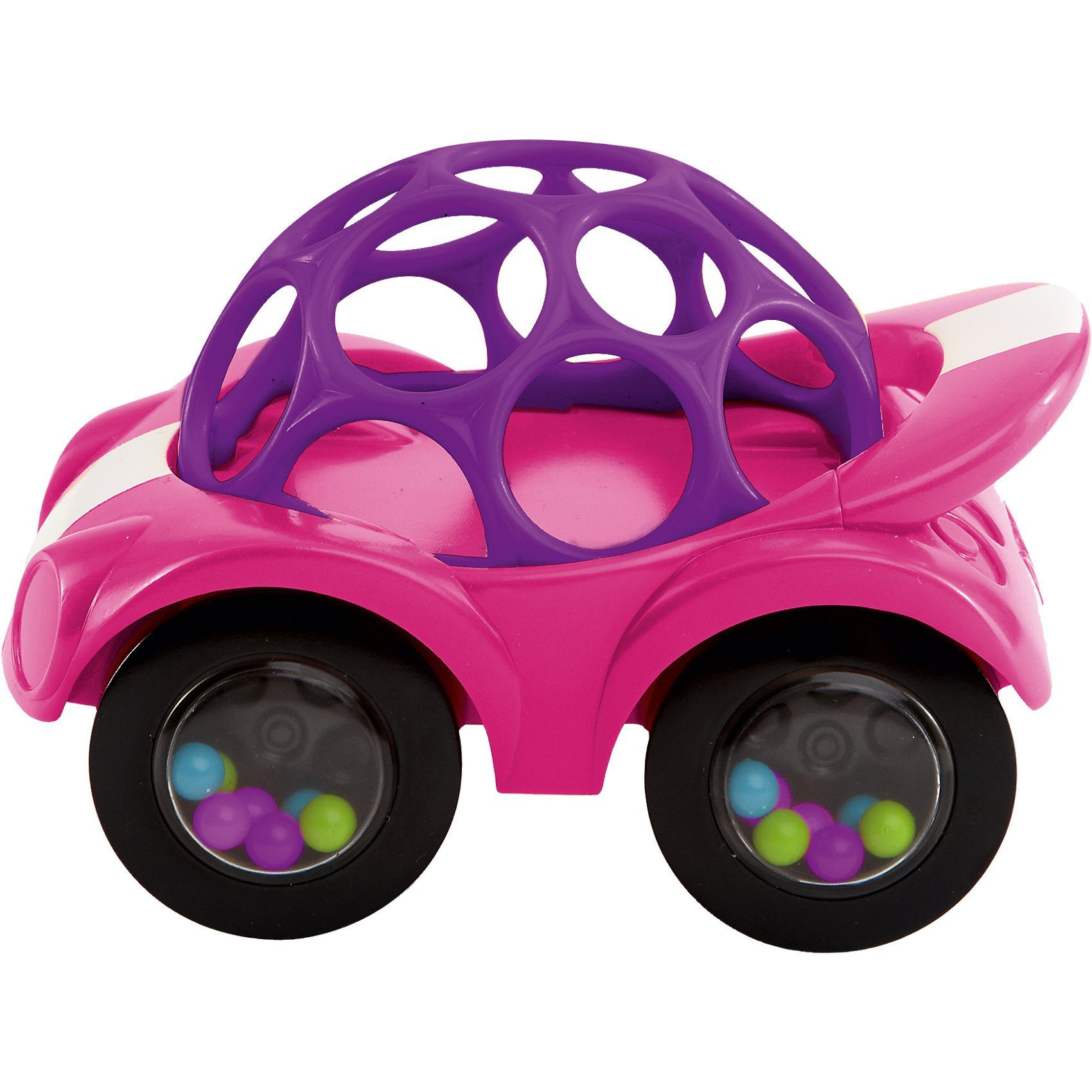 Kids II Oball Rattle & Roll Auto, pink