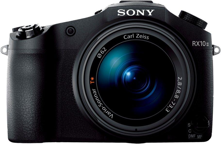 Sony Cyber-Shot DSC-RX10M2 Bridge Kamera, 20,2 Megapixel, 8,3x opt. Zoom, 7,5 cm (3 Zoll) Display in schwarz