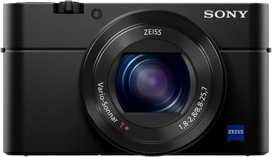 Sony Cyber-Shot DSC-RX100M4 Kompakt Kamera, 20 Megapixel, 2,9x opt. Zoom, 7,5 cm (3 Zoll) Display in schwarz